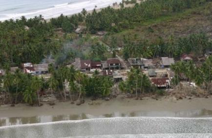 Sirombu tsunami